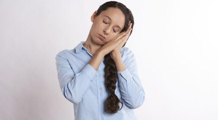 Přespávání v kanceláři