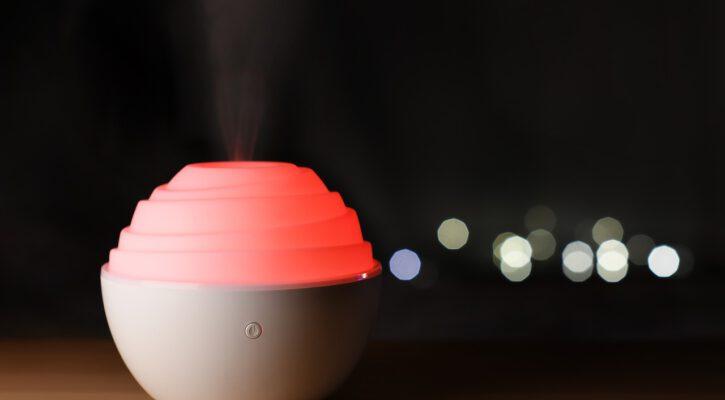 Zvlhčovače vzduchu: Prospějte svému zdraví i v práci